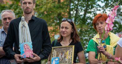 На вуліцах Мінска зноў разам маліліся прадстаўнікі розных канфесій
