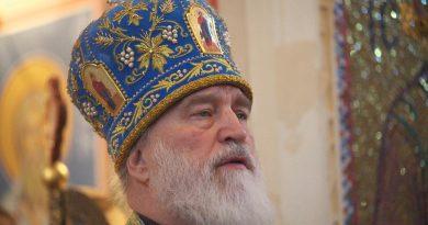 Митрополит Павел (Пономарёв) занял первую по значимости после патриаршей кафедру в РПЦ