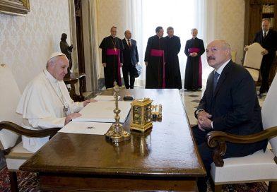 Entgegenkommen des Papstes an Lukaschenko?