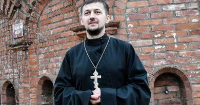 Священник Александр Кухта подал в Следственный комитет заявление о поручительстве за политзаключенного Игоря Лосика