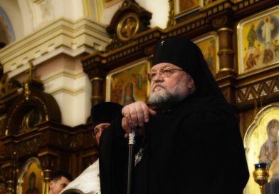 """Комментарий """"Христианского видения"""" по поводу информации об отправке на покой архиепископа Артемия"""
