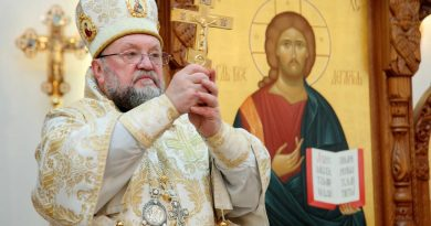 """Déclaration du groupe """"La vision chrétienne"""" à propos du congé forcé de Mgr Artemios, contraint de laisser son diocèse de Grodno"""
